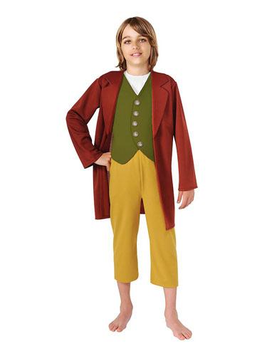Herr der Ringe Hobbit Kostüm Kinder Bilbo Beutlin