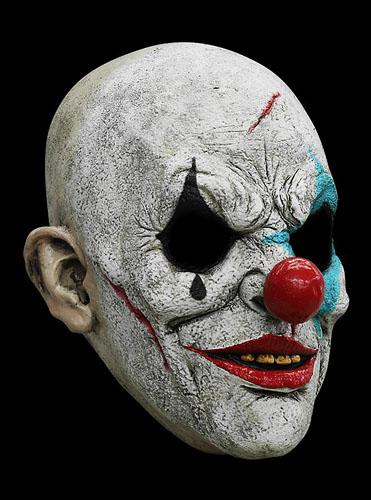 Horror Killer Clown Maske