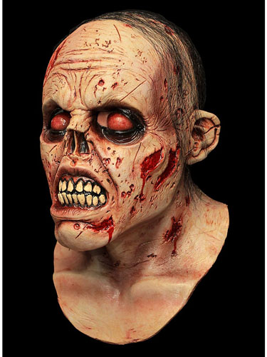 Horror Maske Zombie