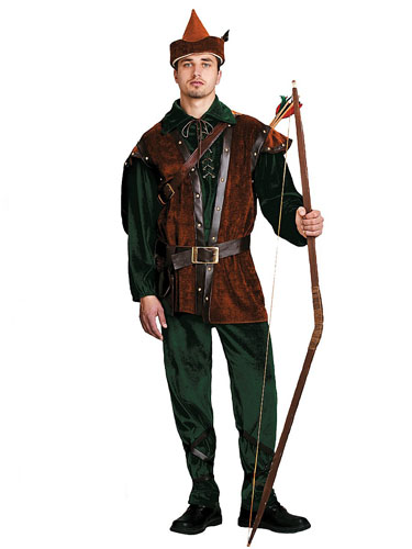 Jäger Kostüm Herren