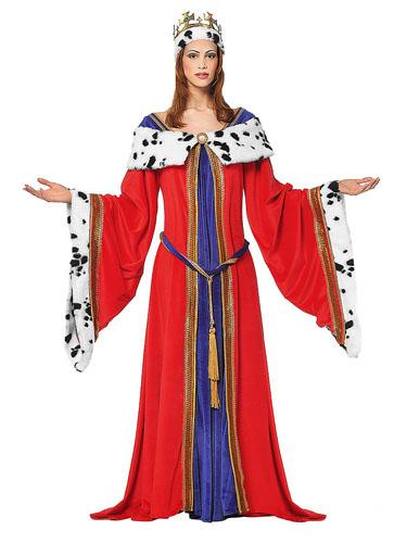 Königin Kostüm Damen