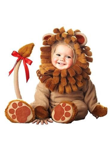 Löwenkostüm Kinder