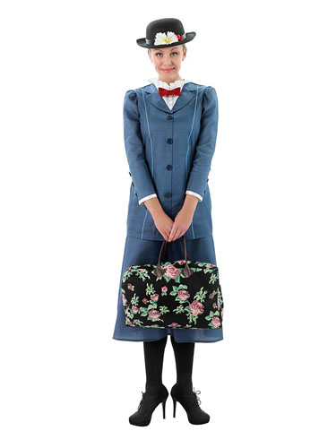 Mary Poppins Kostüm Damen