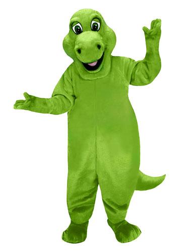 Maskottchen Kostüm Dino