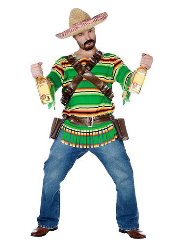Mexikander Kostüm Herren