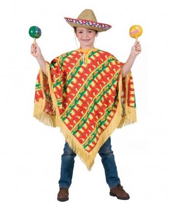 Mexikaner Kostüm Kinder