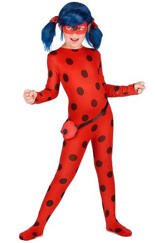 ladybug kostüm kinder