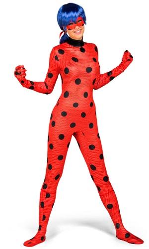 Miraculous Ladybug Kostüm erwachsene Damen