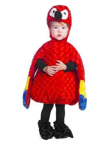 Papagei Kostüm Kinder