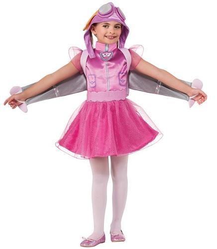 Paw Patrol Kostüm Kinder Skye