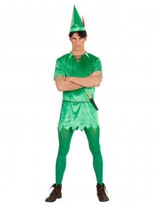 Peter Pan Kostüm Herren