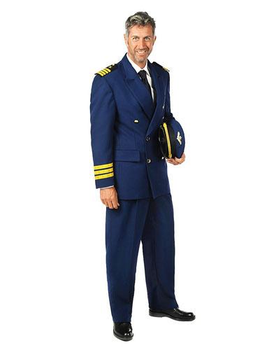 Pilotenkostüm Herren