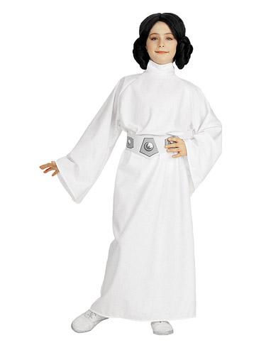 Prinzessin Leia Kostüm Für Kinder Damen Kostuemkolossde