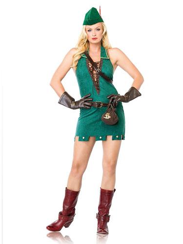 Robin Hood Kostüm Damen