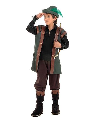 Robin Hood Kostüm Kinder