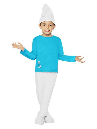 Schlumpf Kostüm Kinder