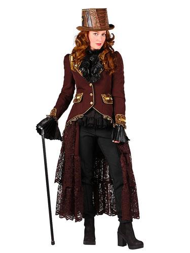 Steampunk Kostüm Für Damen Herren Günstig Kaufen