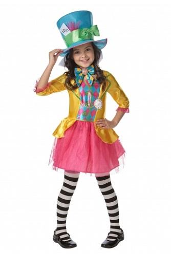 Verrückter Hutmacher Kostüm Kinder