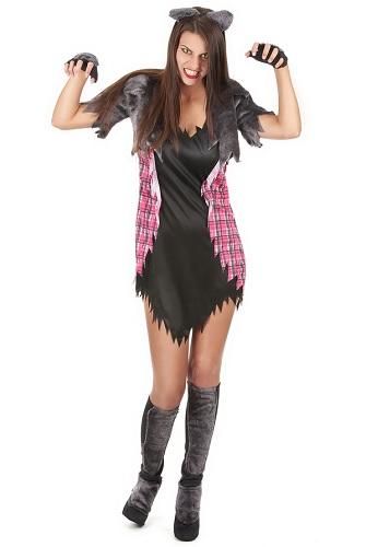 Werwolf Kostüm Damen