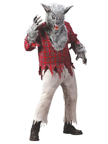 Werwolf Kostüm Herren