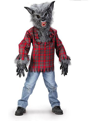 Werwolf Kostüm Kinder