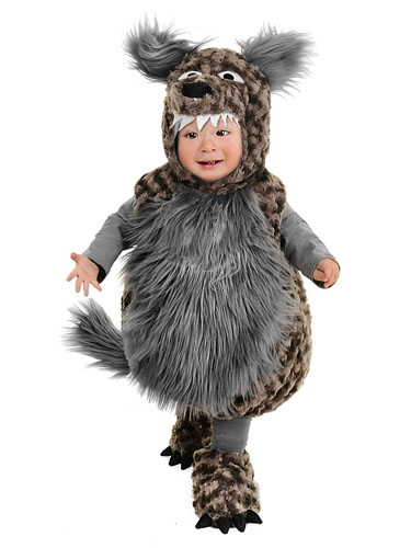 Wolf Kostüm Kinder