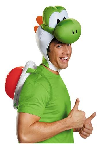 Yoshi Kostüm erwachsene Damen und Herren