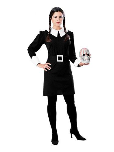 Addams Family Kostüm Wednesday