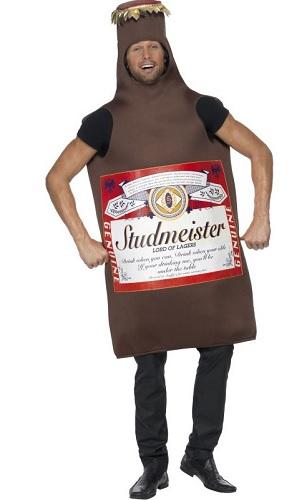 Bierflasche Bier Kostüm
