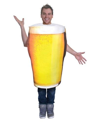 Bierglas Bier Kostüm