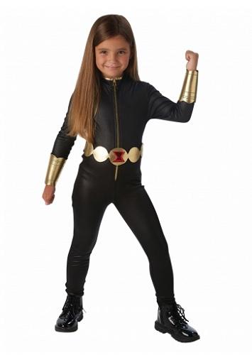 Black Widow Kostüm Kinder
