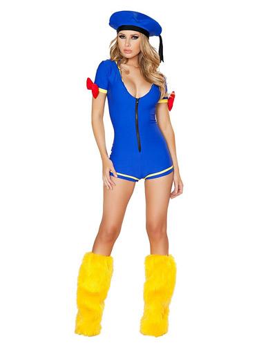 Donald Duck Kostüm Damen