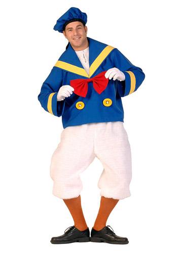 Donald Duck Kostüm Herren