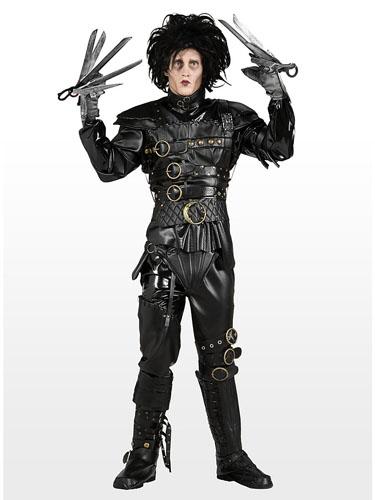 Edward mit den Scherenhänden Kostüm Herren