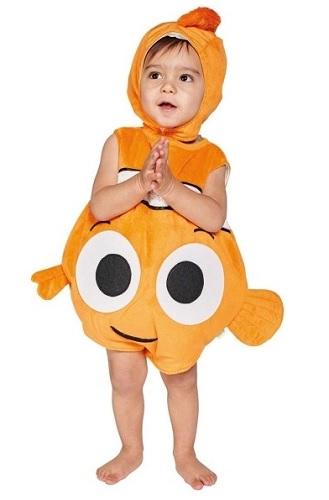 Findet Nemo Kostüm Babies Kinder