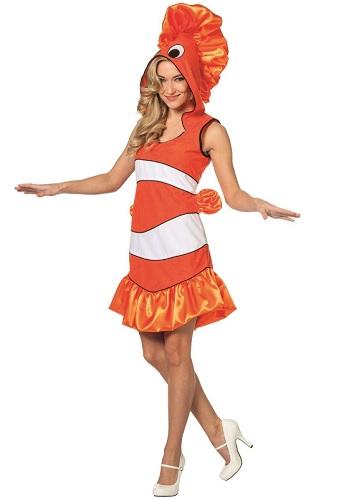 Findet Nemo Kostüm erwachsene Damen