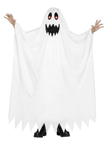 Geist Gespenst Kostüm Kind