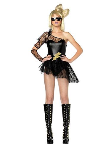 Lady Gaga Kostüm Popstar