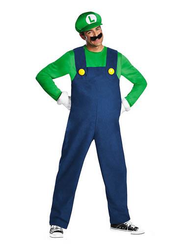 Luigi Kostüm Herren