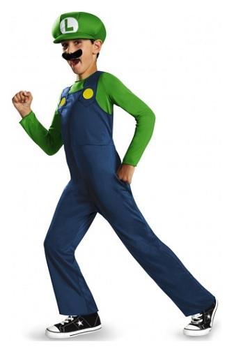 Luigi Kostüm Kinder
