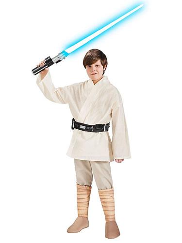 Luke Skywalker Kostüm Kinder