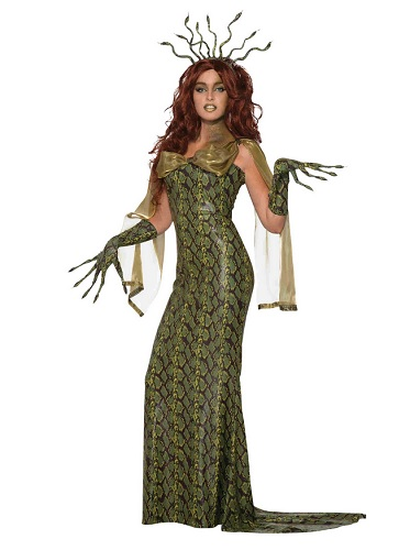 Medusa Kostüm Damen