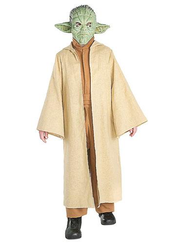 Meister Yoda Kostüm Kinder