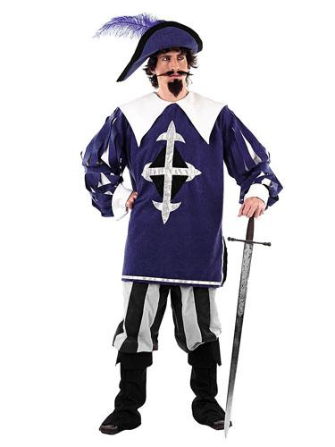 Musketier Kostüm Herren