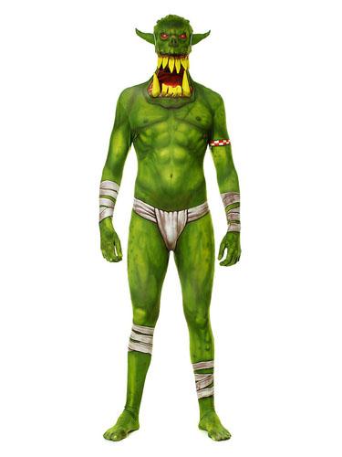Ork Kostüm Morphsuit