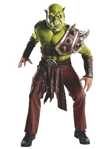 Ork Kostüm World of Warcraft