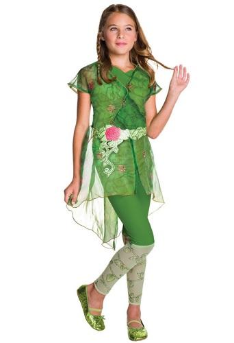 Poison Ivy Kostüm Kinder