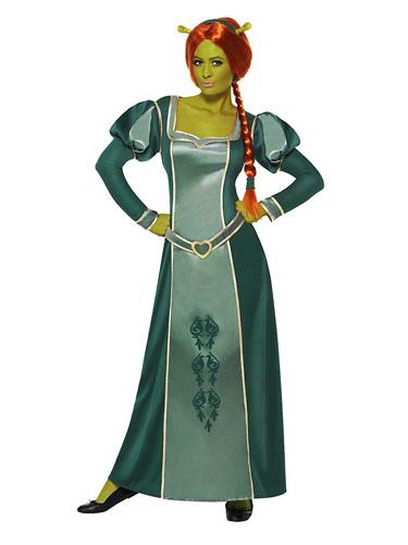Prinzessin Fiora Kostüm Shrek