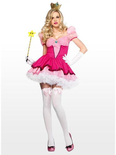Peach Kostüm Cosplay Mario Kart Kostüme Wwwgenialfotocom