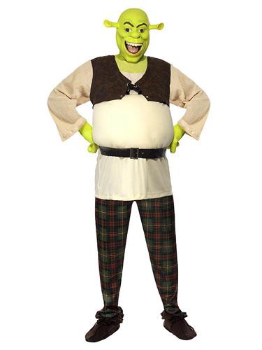 Shrek Kostüm Erwachsene